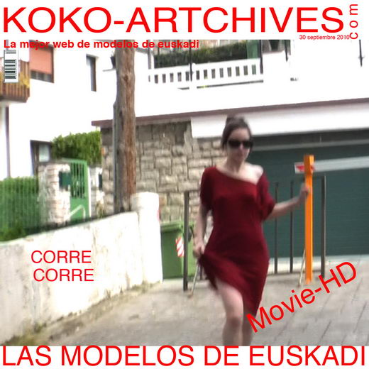 Amarna - `Corre Corre` - by Kote Cabezudo for KOKO ARCHIVES