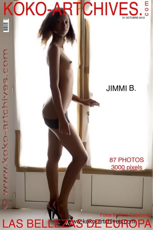 Jimmy B - by Kote Cabezudo for KOKO ARCHIVES