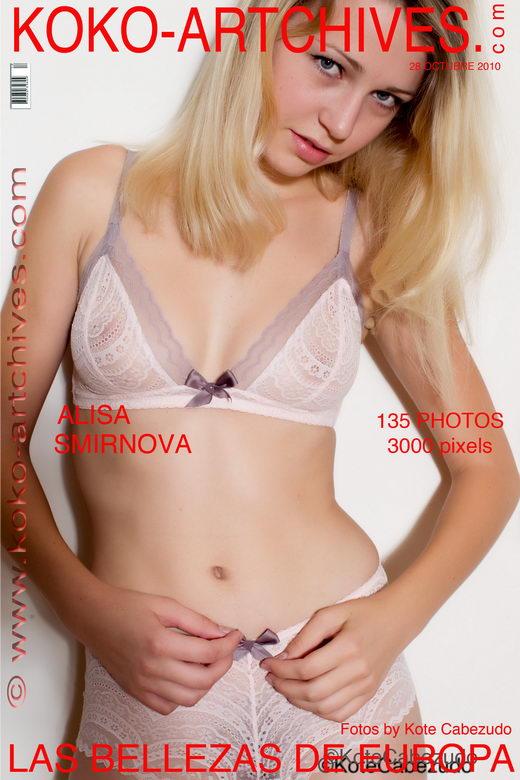 Alisa Smirnova - by Kote Cabezudo for KOKO ARCHIVES