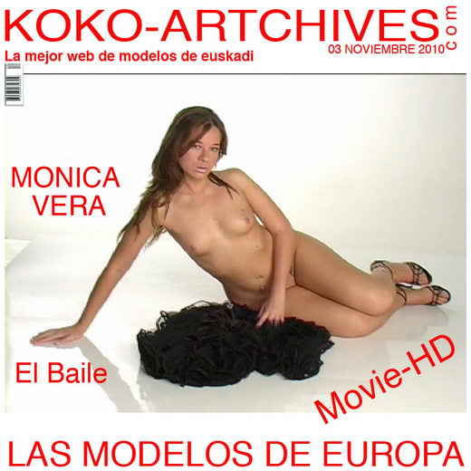 Monica Vera - `El Baile` - by Kote Cabezudo for KOKO ARCHIVES