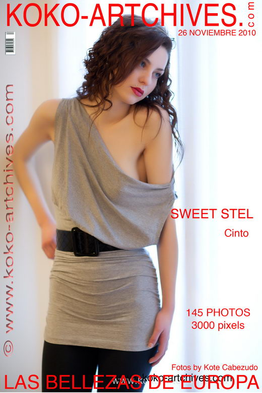 Sweet Stel - `Cinto` - by Kote Cabezudo for KOKO ARCHIVES