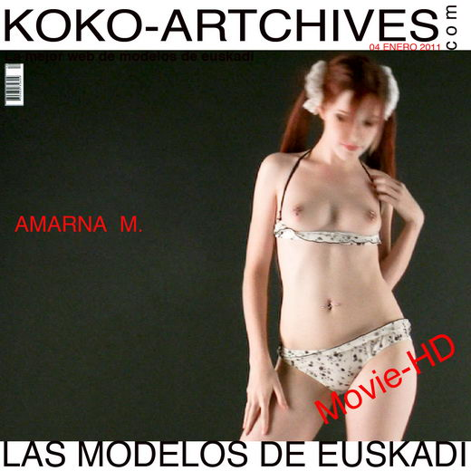 Amarna M - by Kote Cabezudo for KOKO ARCHIVES