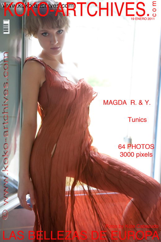Magda R - `Tunics` - by Kote Cabezudo for KOKO ARCHIVES