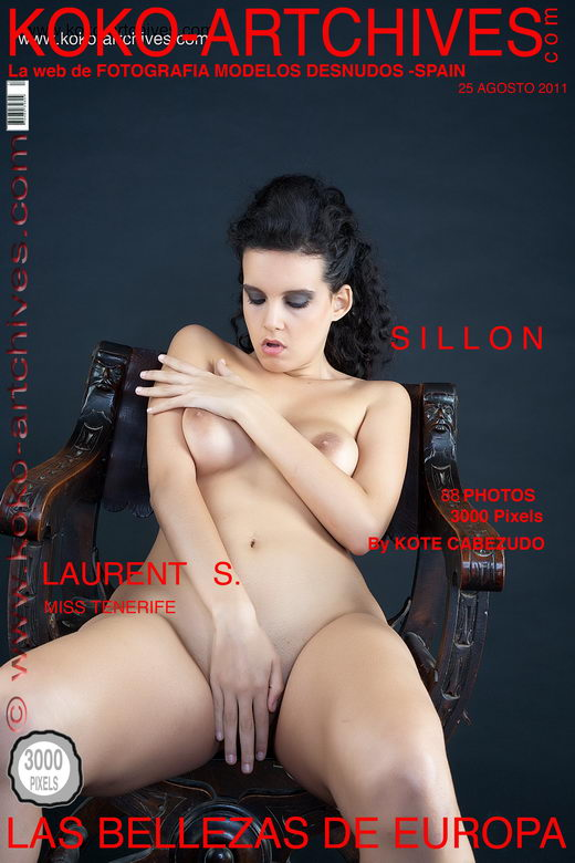 Laurent S - `Sillon` - by Kote Cabezudo for KOKO ARCHIVES