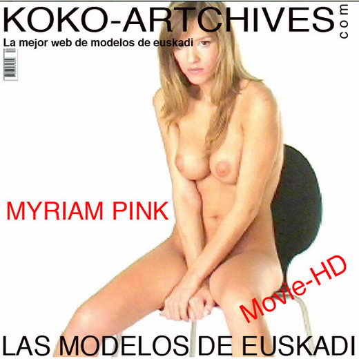 Myriam Pink - by Kote Cabezudo for KOKO ARCHIVES