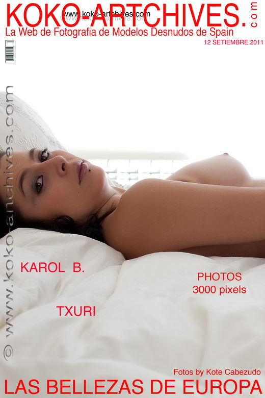 Karol B - `Txuri` - by Kote Cabezudo for KOKO ARCHIVES
