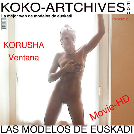 Korusha - `Ventana` - by Kote Cabezudo for KOKO ARCHIVES