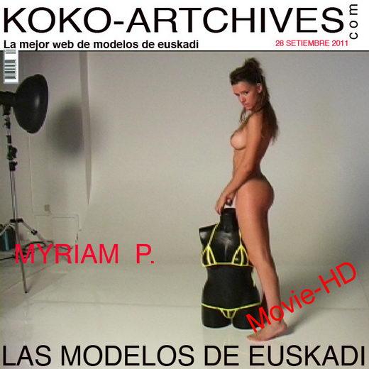 Myriam P - by Kote Cabezudo for KOKO ARCHIVES