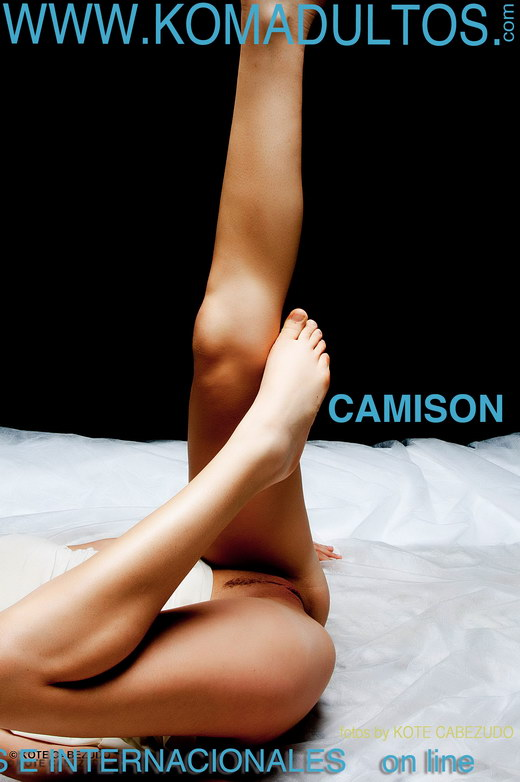 Ina Isoneva - `Camison` - by Kote Cabezudo for KOKO ARCHIVES