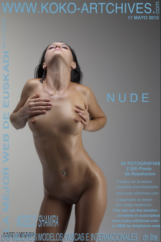 Shamira - `Nude` - by Kote Cabezudo for KOKO ARCHIVES