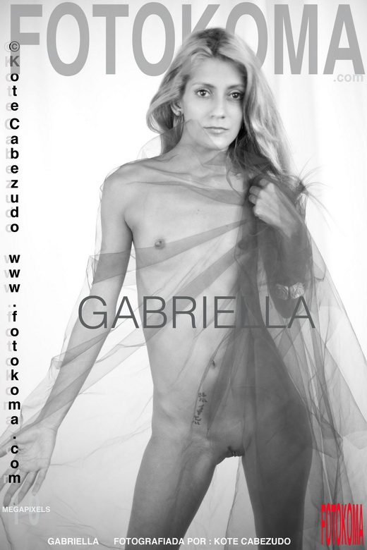 Gabriella - `Gabriella` - by Kote Cabezudo for KOKO ARCHIVES