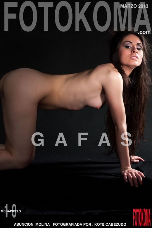 Asuncion Molina - `Gafas` - by Kote Cabezudo for KOKO ARCHIVES