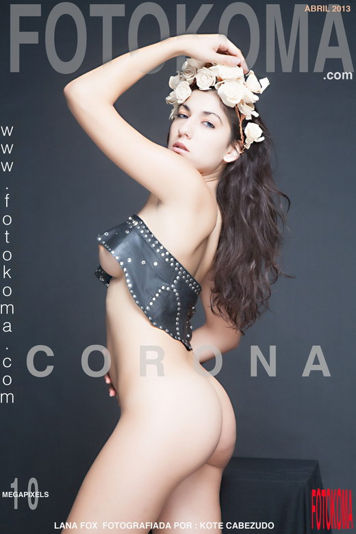Lana Fox - `Corona` - by Kote Cabezudo for KOKO ARCHIVES