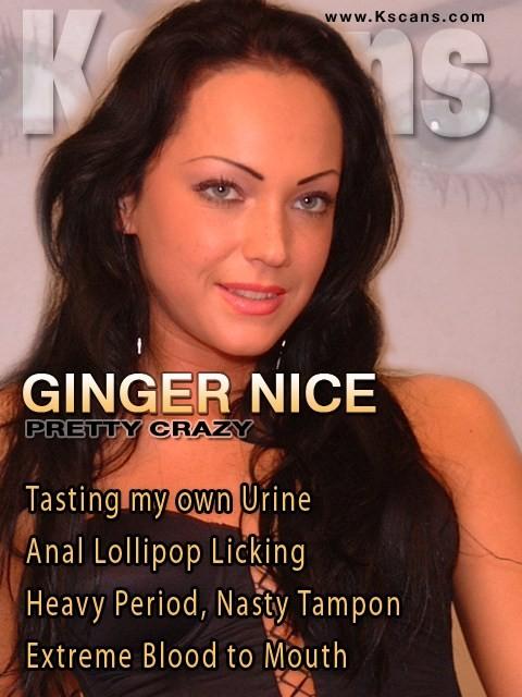 Ginger Nice - for KSCANS