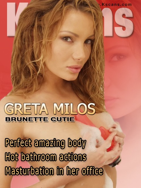 Greta Milos - for KSCANS