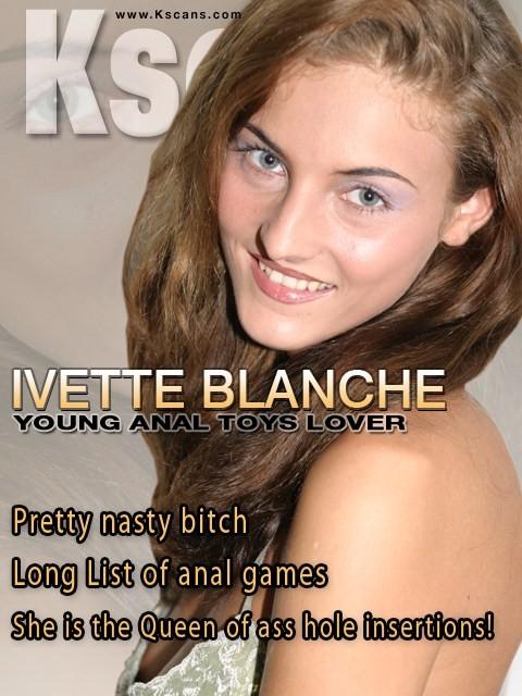 Ivette Blanche - for KSCANS
