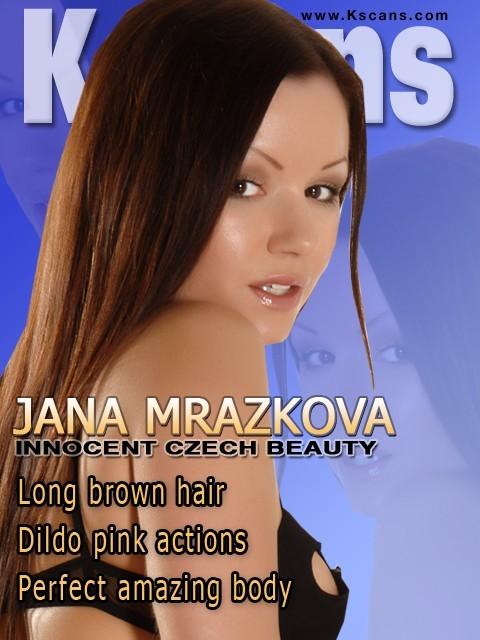 Jana Mrazkova - for KSCANS
