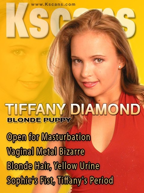 Tiffany Diamond - for KSCANS