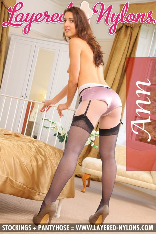 Ann - for LAYERED-NYLONS