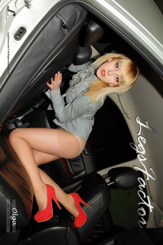 Olga - `On Underground Parking` - for LEGSFACTOR