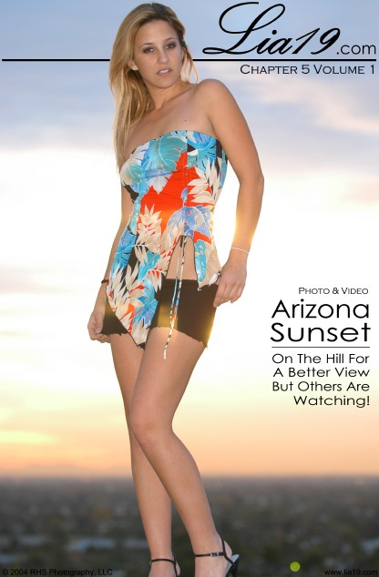 Lia19 - `Chapter 5 Volume 1 - Arizona Sunset` - for LIA19