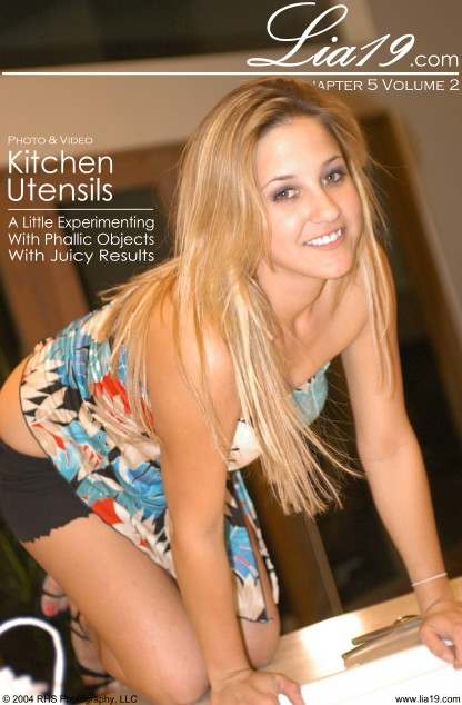 Lia19 - `Chapter 5 Volume 2 - Kitchen Utensils` - for LIA19