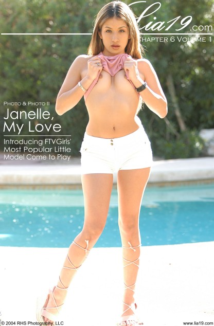 Lia19 - `Chapter 6 Volume 1 - Janelle My Love` - for LIA19