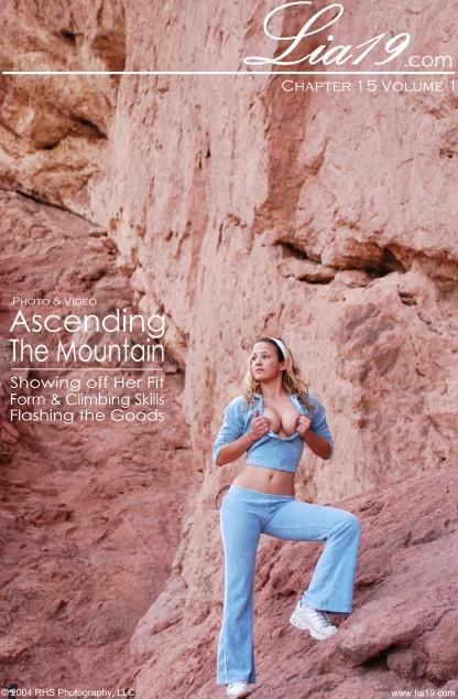 Lia19 - `Chapter 15 Volume 1 - Ascending The Mountain` - for LIA19
