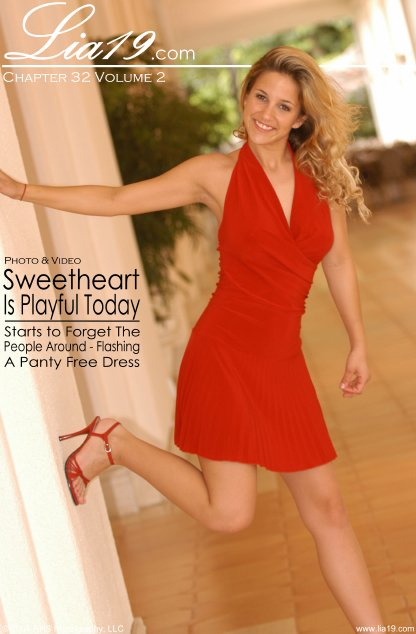 Lia19 - `Chapter 32 Volume 2 - Sweetheart Is Playful Today` - for LIA19