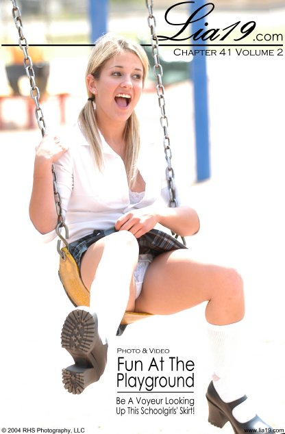Lia19 - `Chapter 41 Volume 2 - Fun At The Playground` - for LIA19