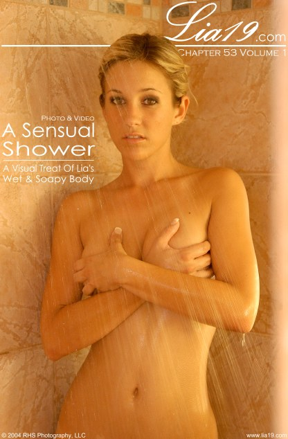 Lia19 - `Chapter 53 Volume 1 - A Sensual Shower` - for LIA19