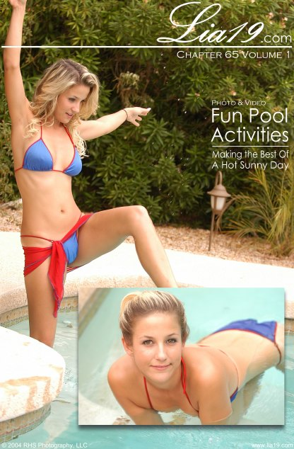 Lia19 - `Chapter 65 Volume 1 - Fun Pool Activities` - for LIA19