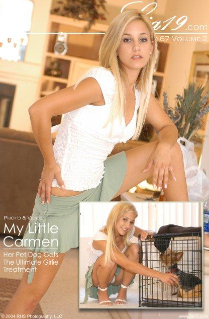 Lia19 - `Chapter 67 Volume 2 - My Little Carmen` - for LIA19