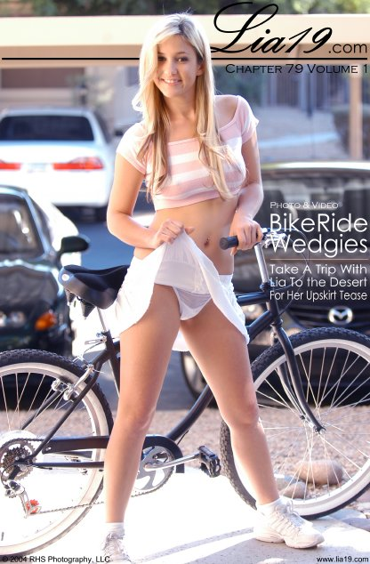 Lia19 - `Chapter 79 Volume 1 - Bike Ride Wedgies` - for LIA19