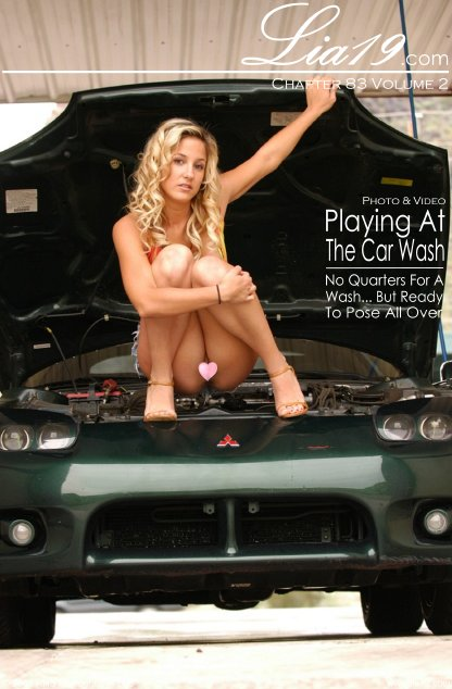 Lia19 - `Chapter 83 Volume 2 - Playing At The Car Wash` - for LIA19