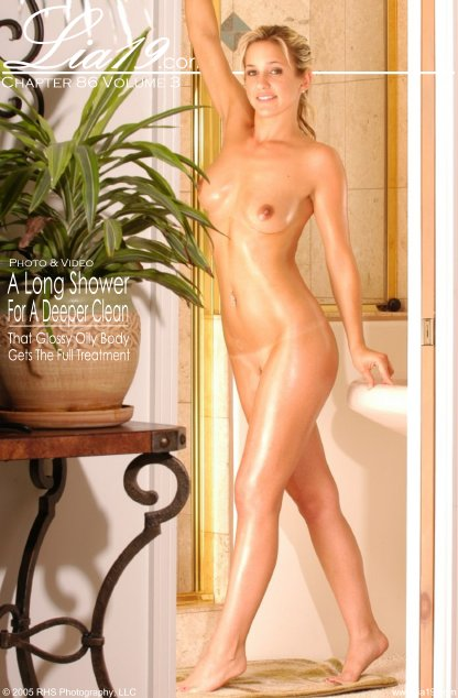 Lia19 - `Chapter 86 Volume 3 - A Long Shower For A Deeper Clean` - for LIA19