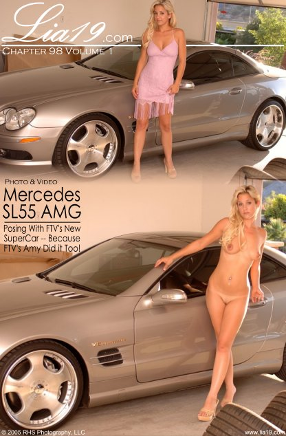 Lia19 - `Chapter 98 Volume 1 - Mercedes SL55 AMG` - for LIA19