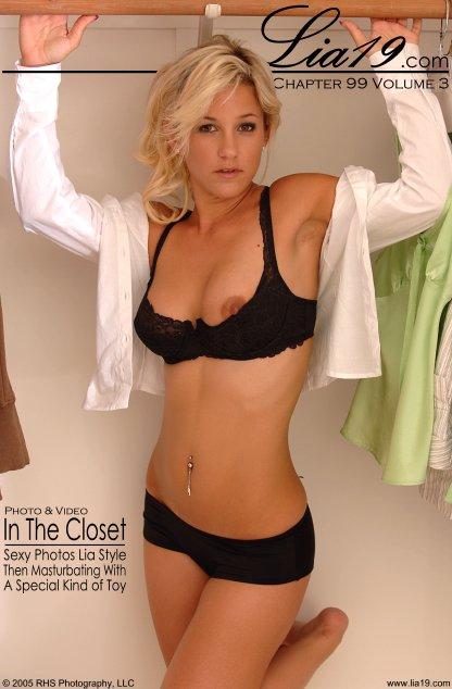 Lia19 - `Chapter 99 Volume 3 - In The Closet` - for LIA19