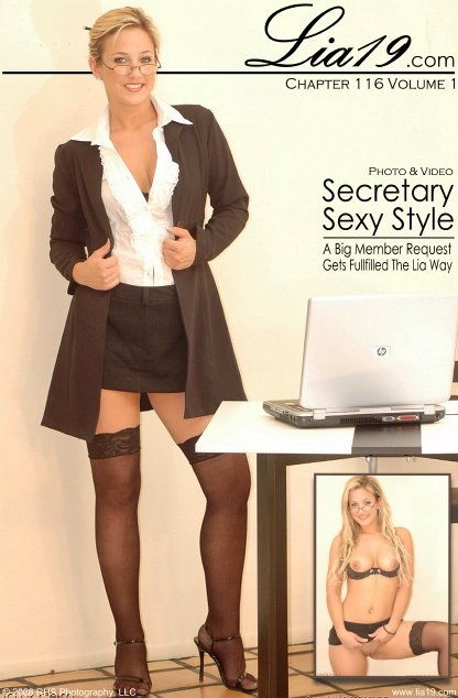 Lia19 - `Chapter 116 Volume 1 - Secretary Sexy Style` - for LIA19