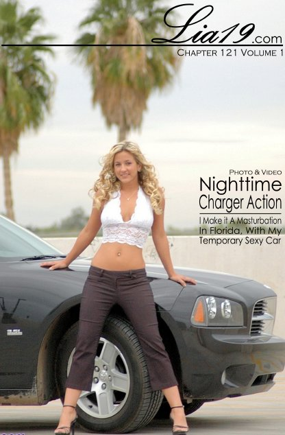 Lia19 - `Chapter 121 Volume 1 - Nighttime Charger Action` - for LIA19