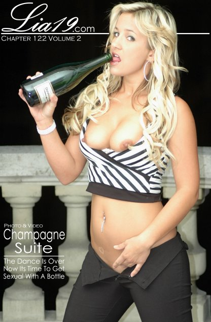 Lia19 - `Chapter 122 Volume 2 - Champagne Suite` - for LIA19