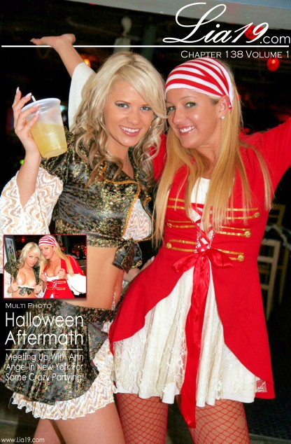Lia19 - `Chapter 138 Volume 1 - Halloween Aftermath` - for LIA19