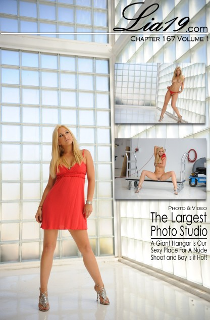 Lia19 - `Chapter 167 Volume 1 - The Largest Photo Studio` - for LIA19
