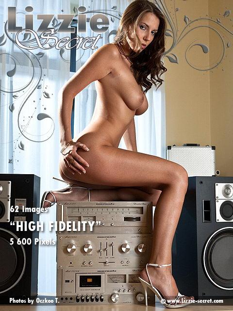 Lizzie - `High Fidelity` - by Oczkoo T for LIZZIE-SECRET