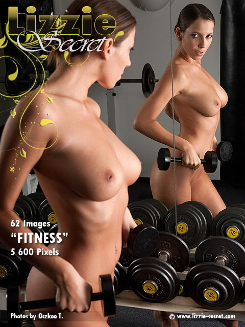 Lizzie - `Fitness` - by Oczkoo T for LIZZIE-SECRET