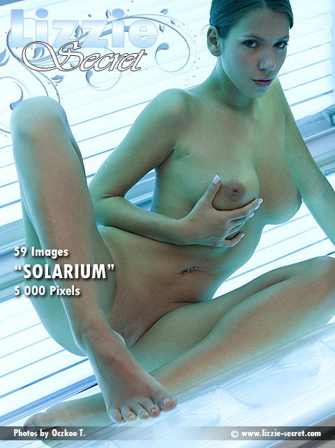 Lizzie - `Solarium` - by Oczkoo T for LIZZIE-SECRET