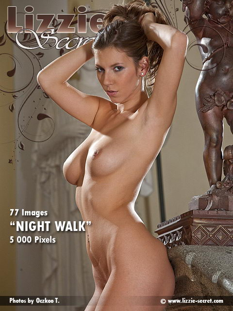 Lizzie - `Night Walk` - by Oczkoo T for LIZZIE-SECRET