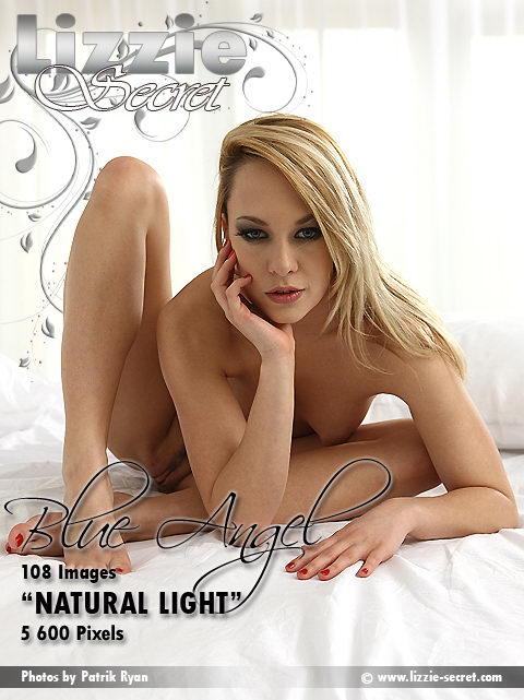 Blue Angel - `Natural Light` - by Patrik Ryan for LIZZIE-SECRET