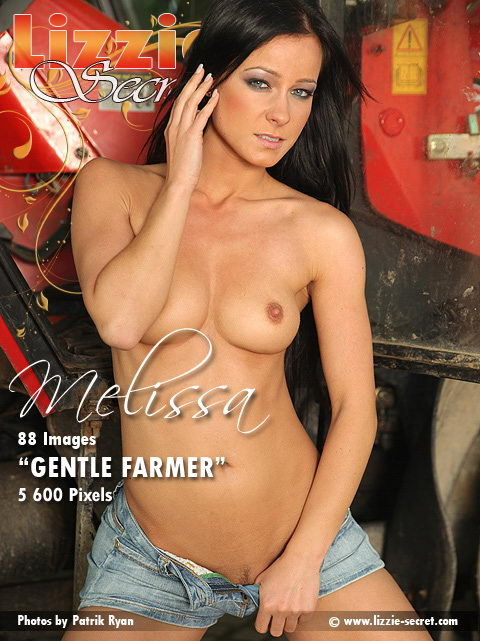 Melissa - `Gentle Farmer` - by Patrick Ryan for LIZZIE-SECRET