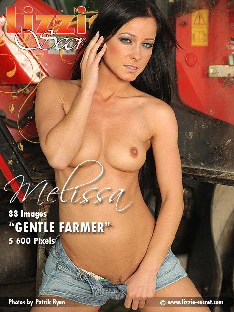 Melissa - `Gentle Farmer` - by Patrick Ryan for LIZZIE-SECRET